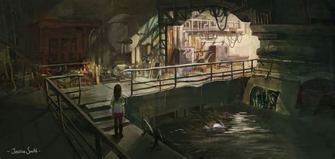 The Boiler Room by The Boiler Room By Mei Xing On Deviantart