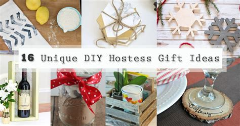 what is a good hostess gift 16 unique diy hostess gift ideas pretty handy girl
