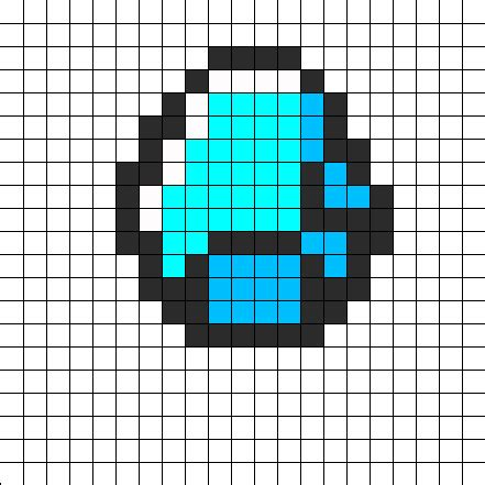 perler bead minecraft patterns minecraft perler bead pattern bead sprites