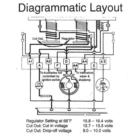 leece neville alternator 12 volt wiring diagram tractor