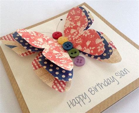 Handmade Birthday Greeting Cards For Friends Best 25 3d Cards Handmade Ideas On Pinterest Birthday