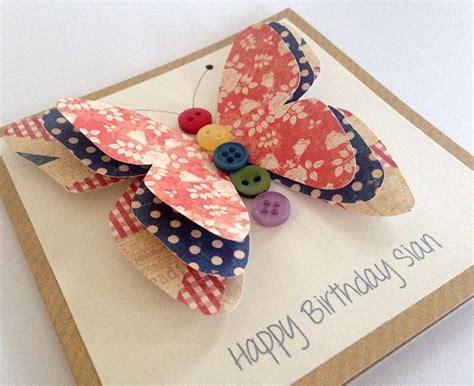 Handmade Birthday Greeting Cards For Friends - best 25 3d cards handmade ideas on birthday