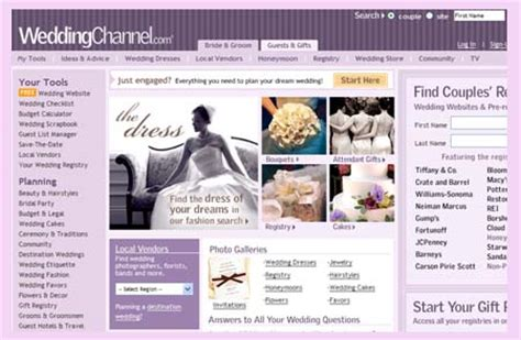 Wedding Channel Website by Wedding Images Wedding Dress Decoration And Refrence