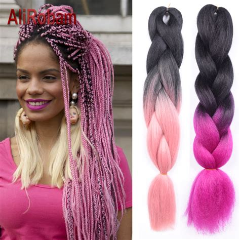 where can i buy ombre braiding hair in indianapolis ombre kanekalon jumbo braid bulk kanekalon african