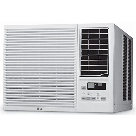 room air conditioner and heater lg electronics lw7014hr 7000 btu 115 volt window mounted room air conditioner with 3850 btu