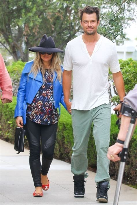 Fergie And Church Do It Right by Fergie Josh Duhamel Attending Church In