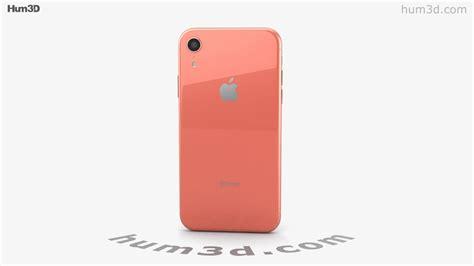apple iphone xr coral  model  humdcom youtube