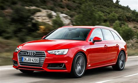 Neuer Audi A4 2015 by Neuer Audi A4 Avant B9 2015 Erste Testfahrt