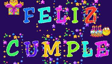 imagenes de cumpleaños con movimiento y brillo saludos de feliz cumplea 241 os