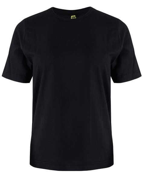 tshirt black plain black t shirt two
