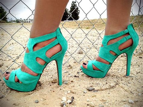 seafoam green high heels seafoam green obsessed heels gojane if i were