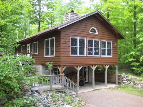Minocqua Wi Cabin Rentals by Booth Lake Landing Woods Home Minocqua Wi Vacation