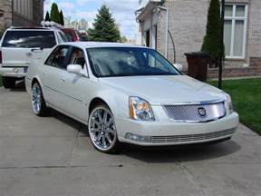 Cadillac Dts On 22s Cadillac Dts On 22s And Vogues Singing