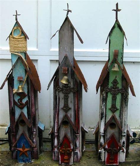unique bird houses recycled birdhouses unique birdhouse boutique