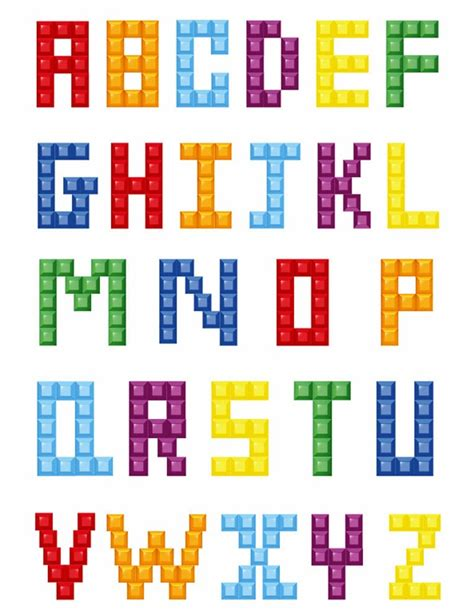 graphic letters of the alphabet clipart best
