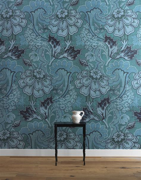 Big Wall Murals big pattern paola wall mural by mr and mrs vintage for