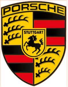 Porsche Insignia The Badge Revealing The Historic Porsche Crest S
