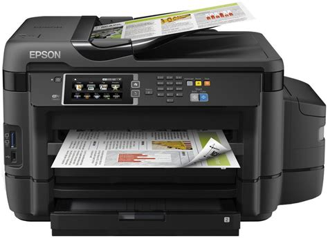 Printer Epson Els Computer specification sheet l1455 printer epson l1455 multifunction inkjet printer with fax