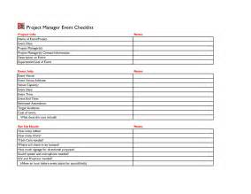 event management checklist template event planning checklist template free free business