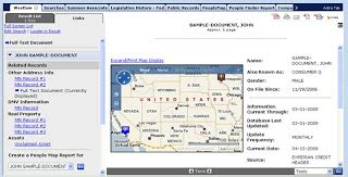 Westlaw Records Search Solutions Westlaw Records Database With The Earth Mapping