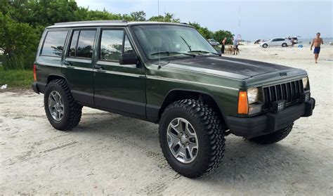 jeep xj stock 255 75 r17s on stock xj jeep cherokee forum