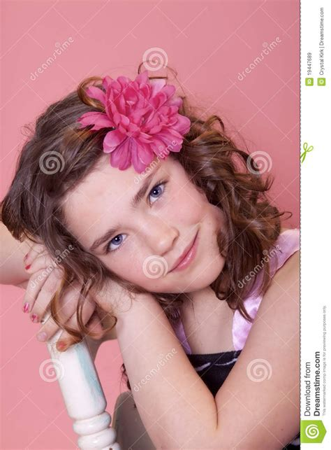 youth and beauty pretee pretty preteen royalty free stock images image 19447689