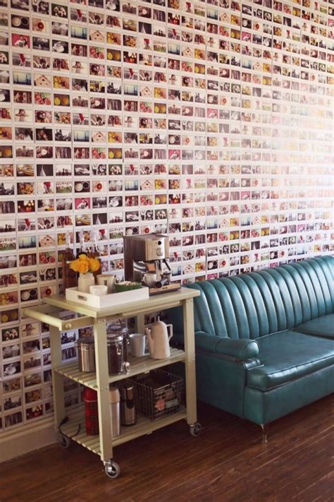 50 creative ways to display your photos on the walls - Ways To Display Photos On Wall