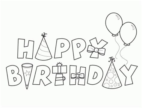 birthday coloring pages for aunts coloring pages charming happy birthday coloring pages