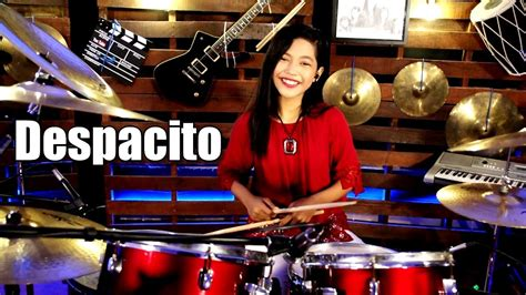 despacito drum cover luis fonsi despacito ft daddy yankee drum cover by nur