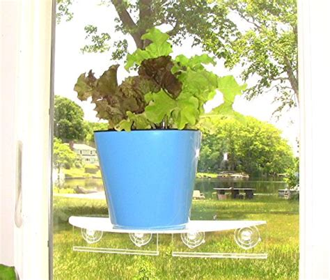 7 best self watering planters for indoors and outdoors self watering planter 7 quot water level indicator fiber