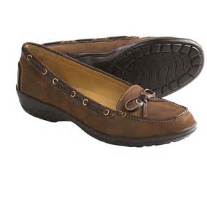 softspots ally shoes leather slip ons for women save 35
