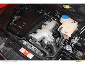 2006 Audi A4 Engine 2006 Audi A4 1 8t Cabriolet 1 8 Liter Turbocharged Dohc 20