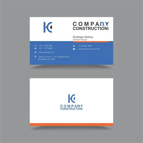 company id card design vector free download corporate business card design free vectors ui download