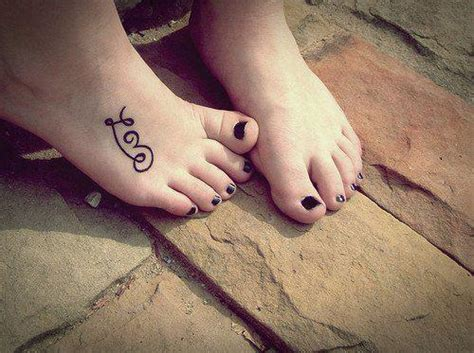 love tattoo on foot feet foot love tattoo image 301084 on favim com