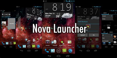 nova launcher themes how to top 6 free android launchers for home screen customization