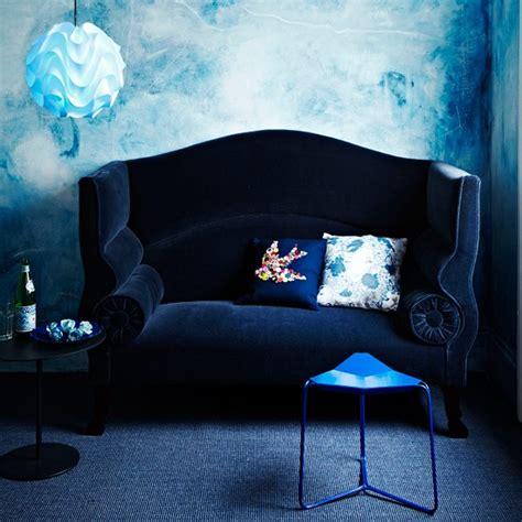 indigo blue couch indigo blue colour schemes home trends housetohome co uk