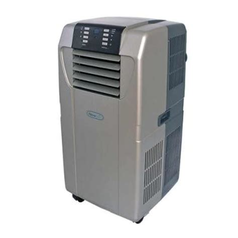 newair 12 000 btu portable air conditioner and heater ac
