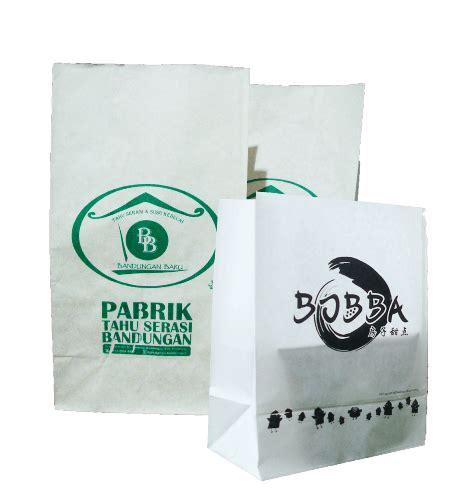 paper bag toko plastik jual packaging kemasan makanan