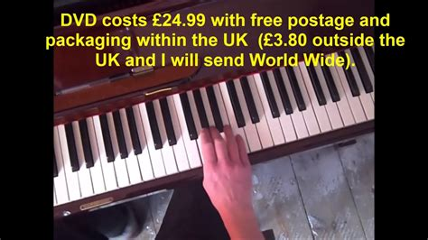 tutorial piano boogie woogie amazing boogie woogie piano lesson youtube