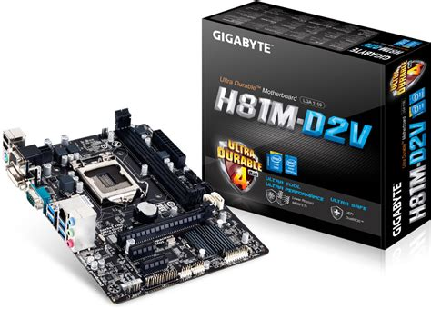 Mofeat New Boot gigabyte releases three new budget h81 lga 1150