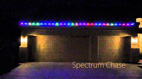 computer controlled led christmas lights iron blog