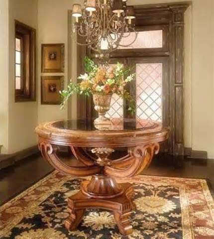 Foyer table decorating ideas foyer table for home improvement