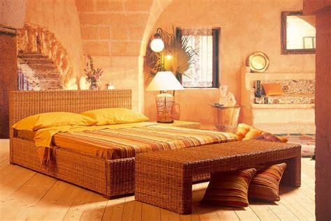 mobili in vimini e giunco arredamento camere da letto in giunco e rattan armadi in