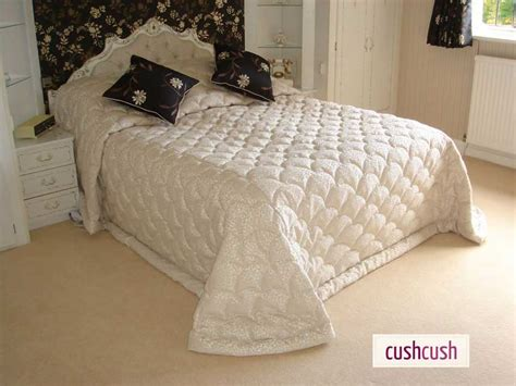 Quilted Bedspread Cushcush Beautiful Custom Made Quilts