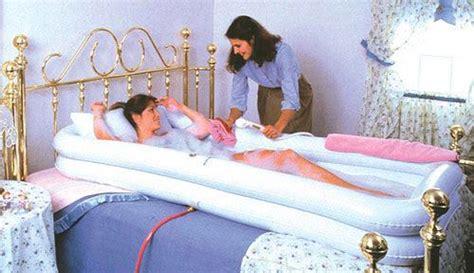 inflatable bed bathtub ez bathe inflatable bath tub homecare products b1000 medical supplies bathroom