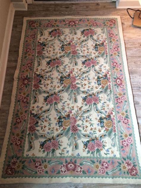 bills rugs 3 6x5 6 woven bill blass for springmaid 100 worsted wool rug raphael bill blass