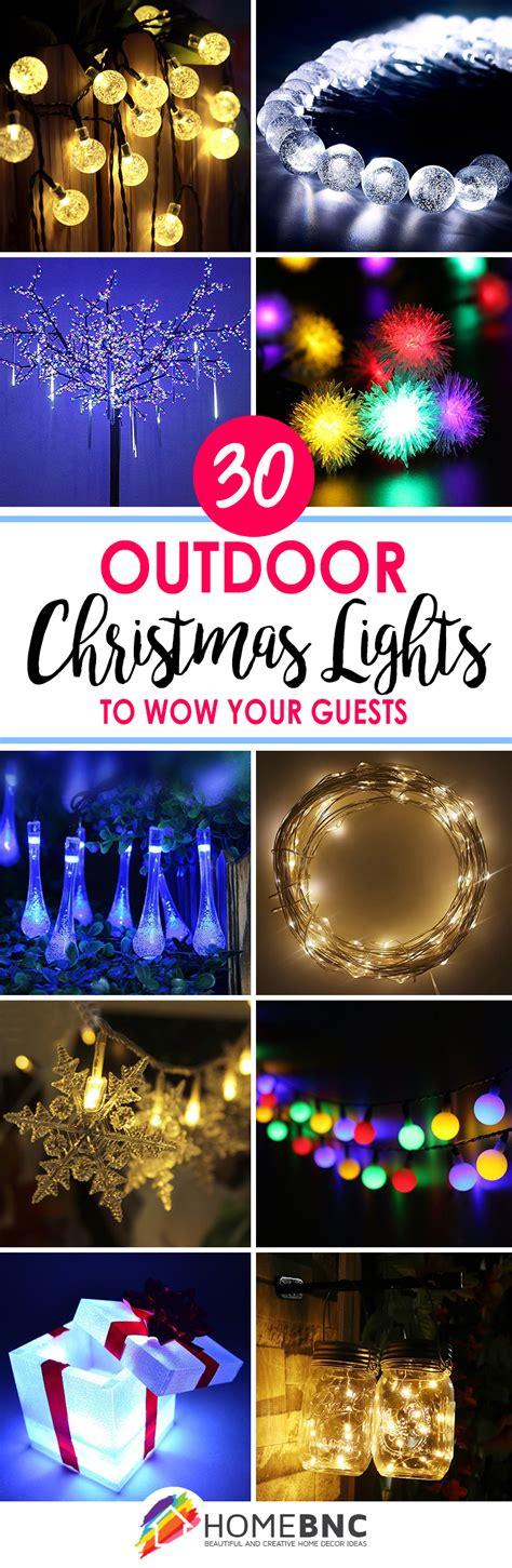 decorations outside lights 30 best outside light ideas for 2018