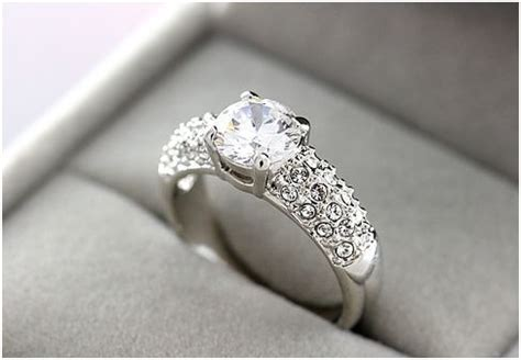 pretty pre owned engagement rings engagement rings