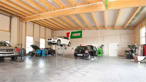 Werkstatt Holz by Neubau Kfz Werkstatt Mit B 252 Ro