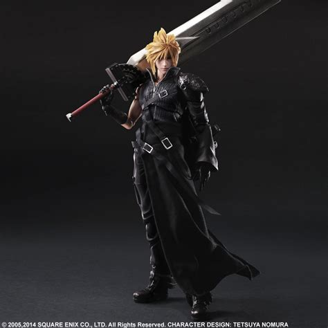 the cloud childs play the battle begins cloud strife figure vs sephiroth plushie